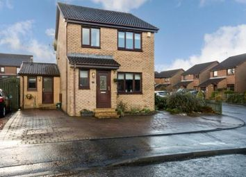 Thumbnail 3 bedroom detached house for sale in Robertson Way, Livingston, West Lothian