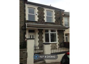 Thumbnail 3 bed terraced house to rent in Clyngwyn Road, Treorchy