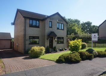 Thumbnail 4 bedroom detached house for sale in Southfield Road, Balloch