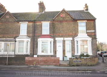 Thumbnail 2 bed property for sale in The Street, Bapchild, Sittingbourne