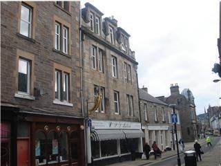 Thumbnail 1 bed flat to rent in High Street, Perth