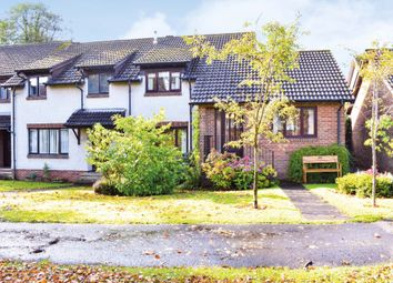 Thumbnail 3 bed end terrace house for sale in Finlay Rise, Milngavie, East Dunbartonshire