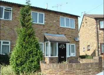 Thumbnail 1 bed end terrace house to rent in Rushes Mead, Uxbridge