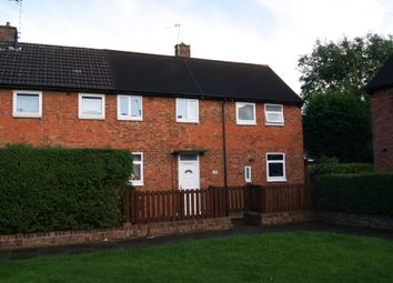 Thumbnail 3 bedroom semi-detached house for sale in Knowles Road, Leicester