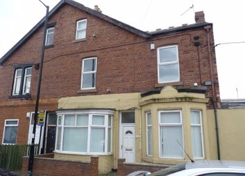 Thumbnail 3 bed terraced house for sale in Second Avenue, Heaton, Newcastle Upon Tyne