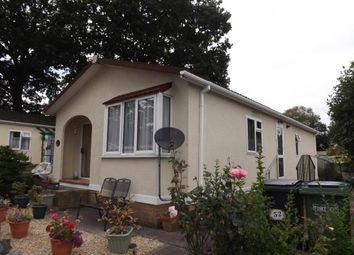 Thumbnail 2 bed mobile/park home for sale in Greenacres Park, Ram Hill, Coalpit Heath, Bristol