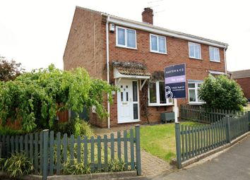 Thumbnail 3 bedroom property for sale in Post Office Close, Lingwood, Norwich