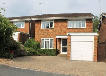 Thumbnail 4 bed detached house to rent in Hillary Close, East Grinstead