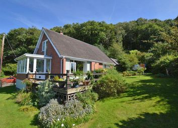 Thumbnail 3 bed detached bungalow for sale in Furnace, Machynlleth
