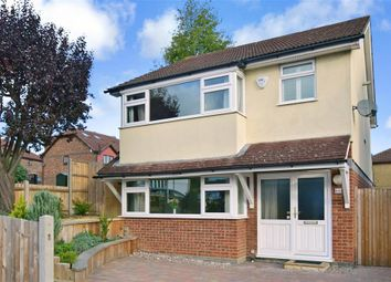 Thumbnail 3 bed detached house for sale in Wales Avenue, Carshalton, Surrey