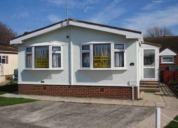 Thumbnail 2 bed mobile/park home for sale in Orchard Park Homes, Reculver Road, Herne Bay