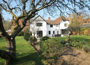 Thumbnail 4 bedroom detached house for sale in Upper Street, Shere, Guildford