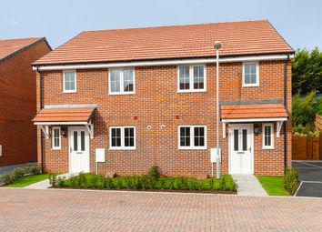 Thumbnail 3 bed semi-detached house for sale in London Road, Buntingford