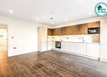 Thumbnail 2 bedroom flat for sale in Church Road, Stanmore, Middlesex