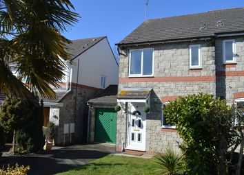 Thumbnail 2 bed end terrace house for sale in Clos Ogney, Llantwit Major