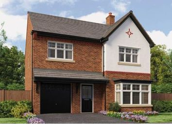 Thumbnail 4 bed detached house for sale in Highfields, Rykneld Road, Littleover, Derby