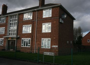 Thumbnail 2 bed flat to rent in Guest Avenue, Wednesfield, Wolverhampton