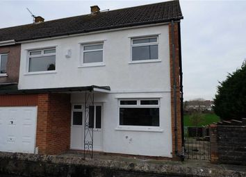 Thumbnail 3 bed semi-detached house to rent in Salisbury Road, Barry, Vale Of Glamorgan