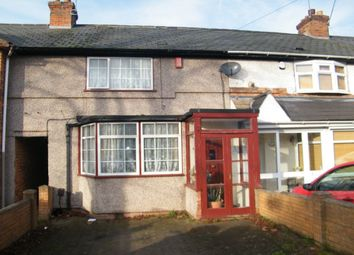 Thumbnail 3 bed terraced house for sale in Homelea Road, Birmingham