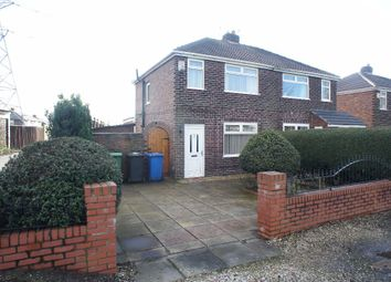 Thumbnail 2 bed semi-detached house for sale in Manchester Road, Woolston, Warrington