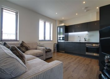 Thumbnail 1 bed flat for sale in Beaumont House, Hanworth Lane, Chertsey, Surrey