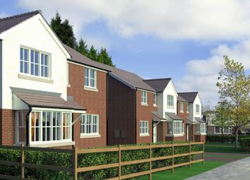 Thumbnail 4 bed detached house for sale in Plot 3, Turners Hill, Off Oakham Road, Rowley Regis, West Midlands