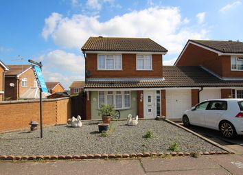Thumbnail 3 bedroom link-detached house for sale in Gainsborough Drive, Lawford, Manningtree