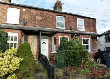 Thumbnail 2 bed terraced house for sale in Cores End Road, Bourne End