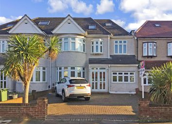 Thumbnail 5 bed terraced house for sale in Wensleydale Avenue, Ilford, Essex