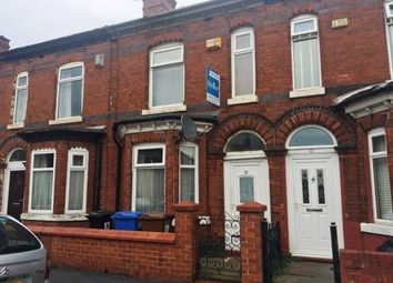Thumbnail 2 bed terraced house for sale in Aberdeen Crescent, Edgeley, Stockport, Greater Manchester