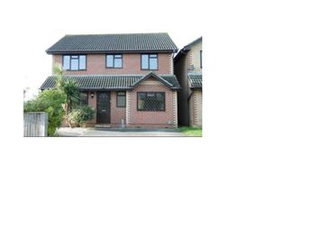 Thumbnail 4 bedroom detached house to rent in Wraxall Close, Poole