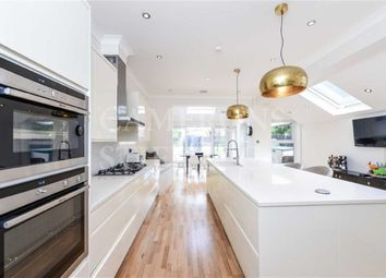 Thumbnail 4 bed semi-detached house to rent in Cedar Road, Cricklewood, London