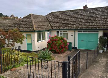 Thumbnail 2 bed bungalow for sale in Vicarage Road, Minehead