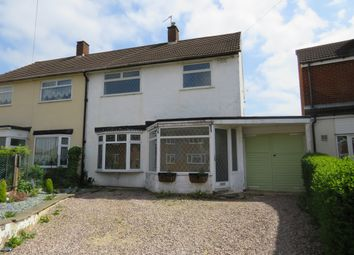 Thumbnail 3 bed semi-detached house for sale in Montgomery Road, Walsall