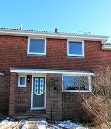 3 bed terraced house for sale in Hasted Drive, Alresford SO24