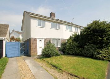 Thumbnail 3 bed semi-detached house for sale in Trematon Drive, Ivybridge