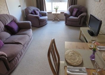 Thumbnail 2 bed flat to rent in Lochview Court, Holyrood, Edinburgh