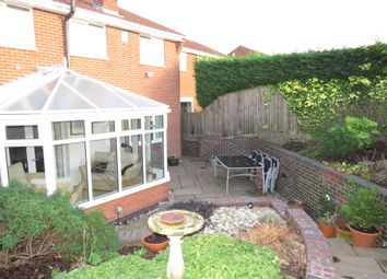 Thumbnail 4 bed detached house for sale in Edward Road, Fleckney, Leicester