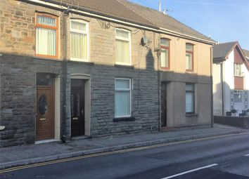 Thumbnail 3 bed terraced house to rent in High Street, Cymmer, Porth