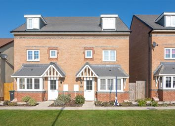 Thumbnail 4 bedroom semi-detached house for sale in Elliott Way, Consett