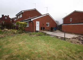 Thumbnail 1 bed bungalow for sale in Ainsworth Road, Radcliffe, Manchester