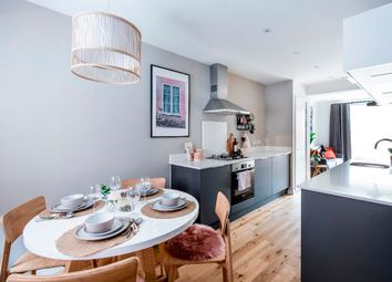 Thumbnail 3 bed town house for sale in Elisabeth Gardens, Houldsworth Street, Reddish