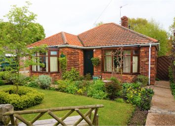 Thumbnail 4 bedroom detached bungalow for sale in Stephens Walk, Selby
