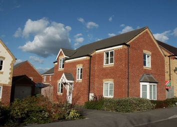 Thumbnail 4 bed property to rent in Woodlands, Grange Park, Northampton