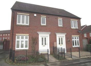 Thumbnail 3 bedroom semi-detached house for sale in Rosneath Close, Monmore Grange, Wolverhampton
