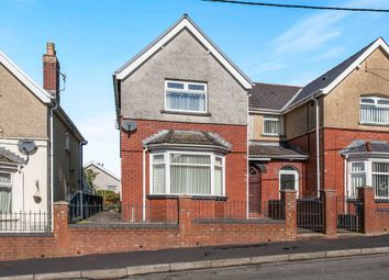 Thumbnail 2 bed semi-detached house for sale in Garden City, Rhymney, Tredegar