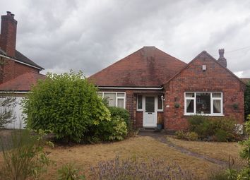 Thumbnail 3 bed detached bungalow for sale in Claremont Road, Tamworth