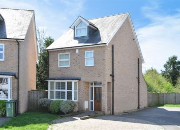Thumbnail 4 bed detached house for sale in Holland Close, Epsom