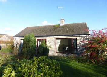 Thumbnail 3 bed bungalow to rent in Station Road, Great Longstone, Bakewell