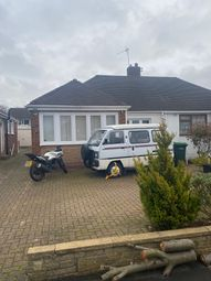 Thumbnail 2 bed bungalow to rent in Broomhill Close, Great Barr, Birmingham